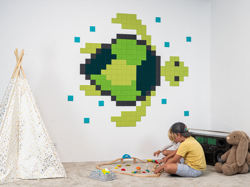 Test Turtle Pixel Product