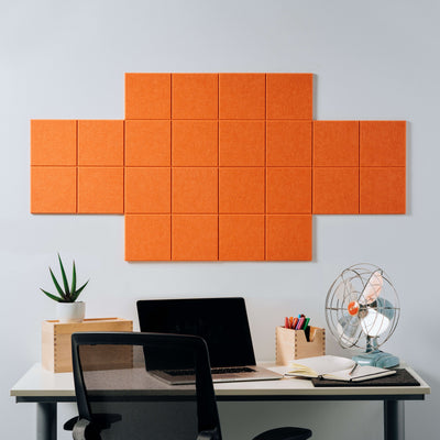 Desk Station - Aries Orange
