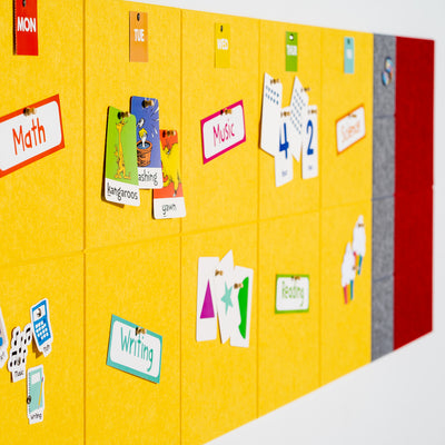 Pencil Planner Bulletin Board