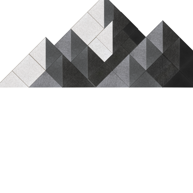 Shaded Mountain Design