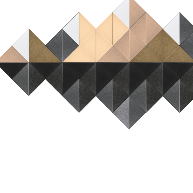 Fall Reflective Mountains Design