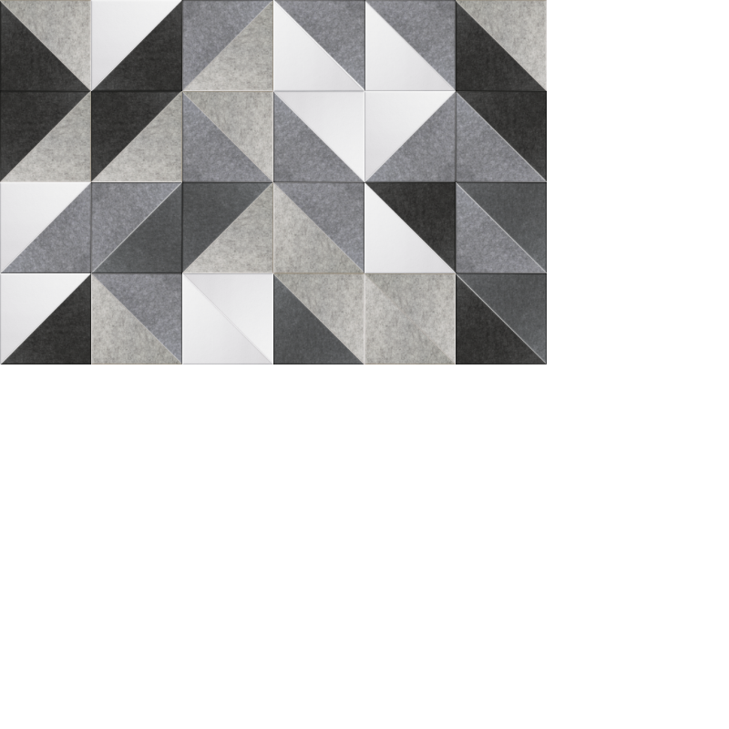 Grey diagonals Design