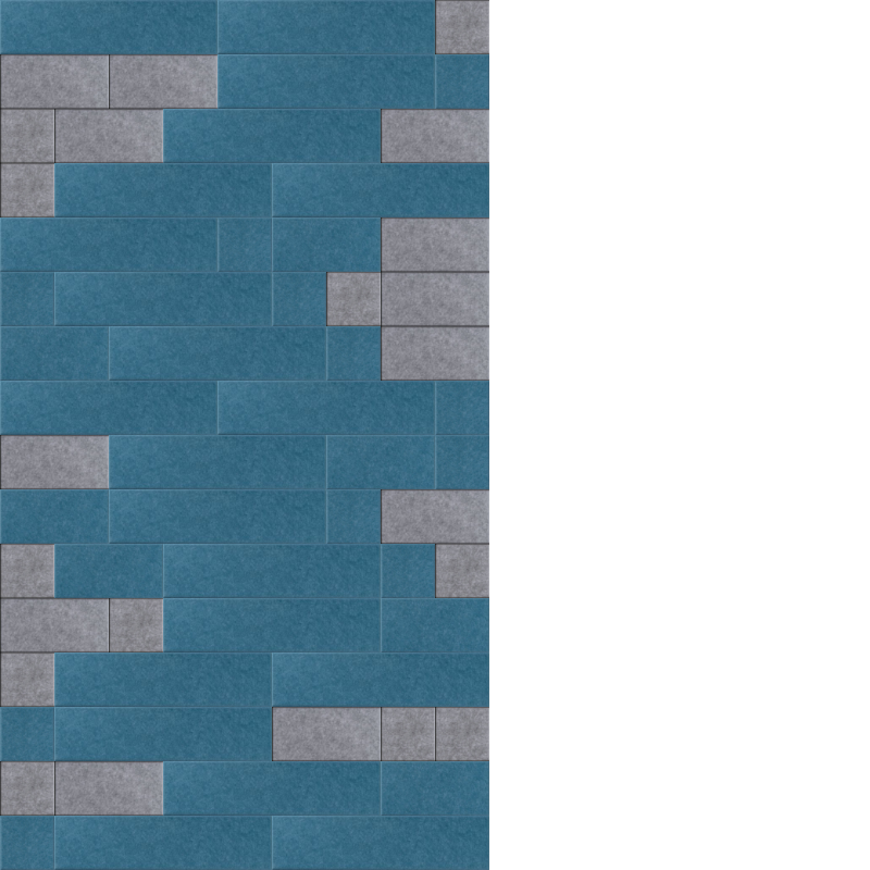 Slate Brickwork Design
