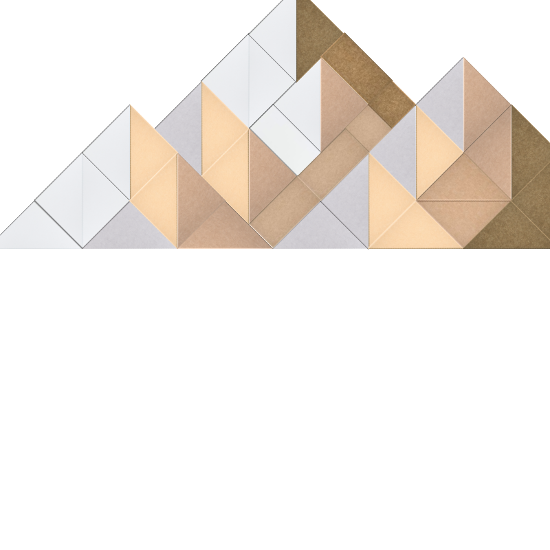 small shaded mountain Design