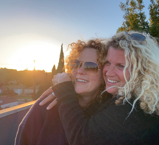 Jill Webb and Kirsty Lister- Founders, The Creative Alchemists