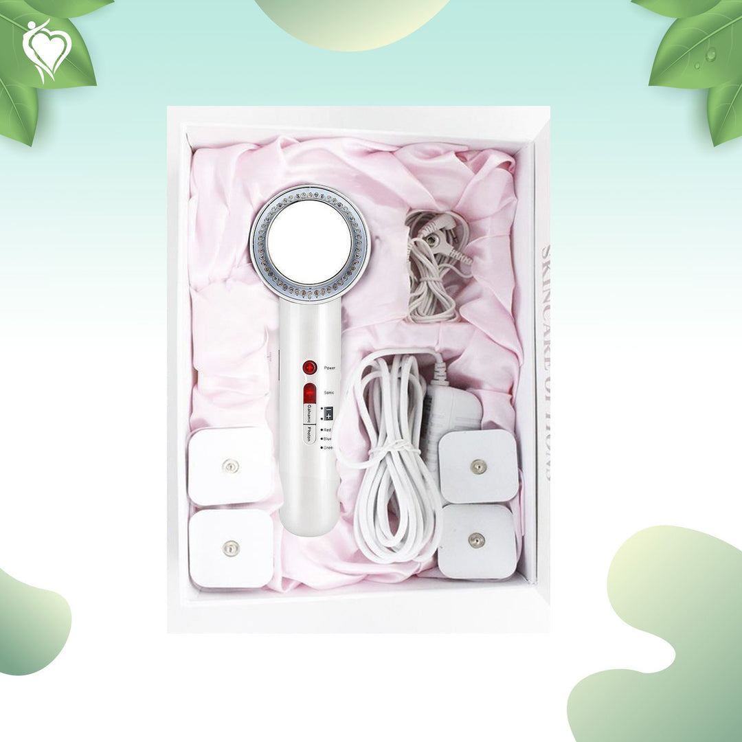 7 in 1 Ultrasonic Slimming Massager