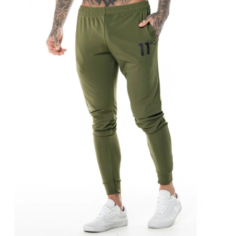 11 D Core Poly Olive Trouser