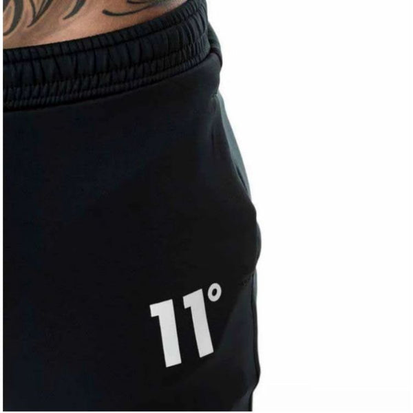 11 degrees black trouser