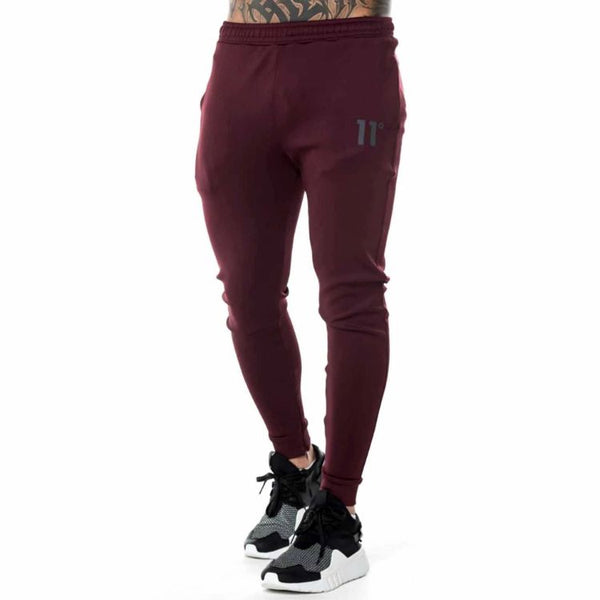 11 D Core Poly Maroon Trouser