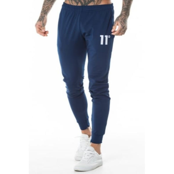 11 D Core Poly Trouser Blue