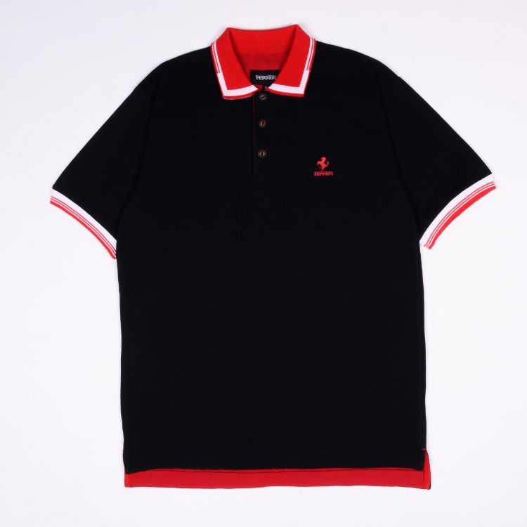 Frrari Polo Shirt Black