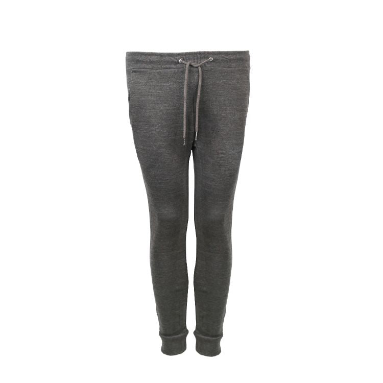 ZR Plain Jogger Pants Grey