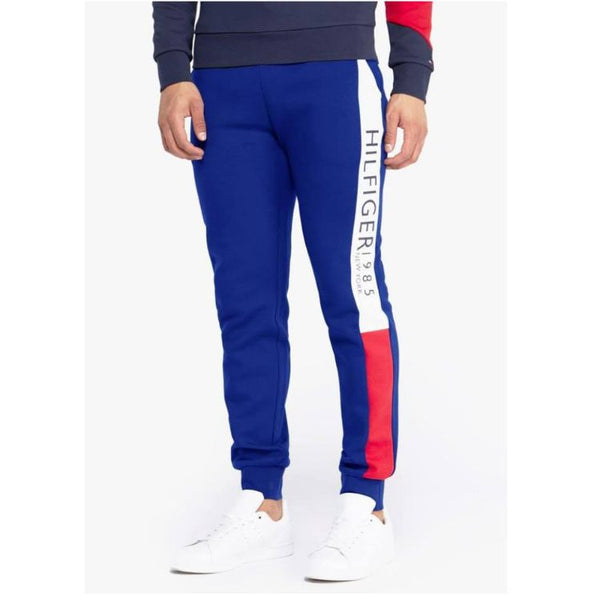 TH Striped Jogger Pants Royal Blue