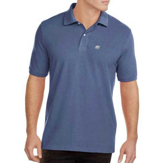 Banana Republic Classic Blue Mens Polo Shirt