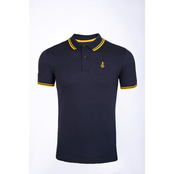 Giordano Navy Blue Polo Shirt