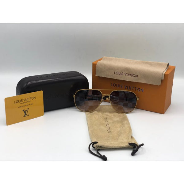 High quality men's glasses LV K37