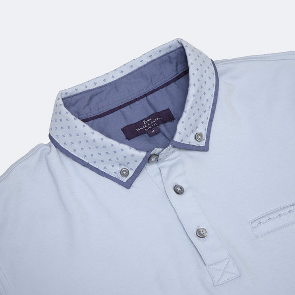 Tailor & Cutter Pure Cotton Polo Shirt