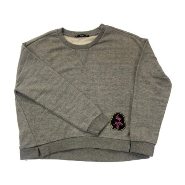 Mngo long sleeves sweatshirt - Grey