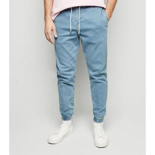New Lk Light Blue Jogger Jeans