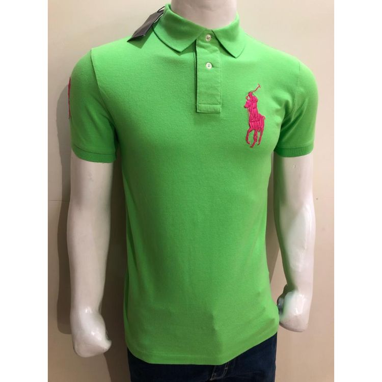 RL Big Red Pony Polo Shirt Green
