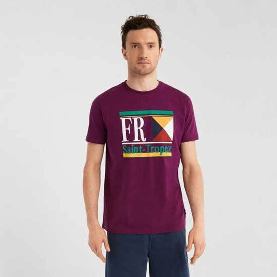 Springfield Regular Short Sleeve T-Shirt