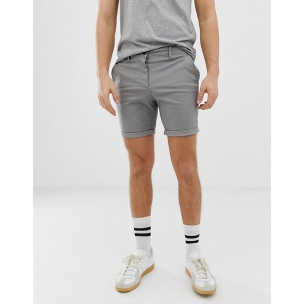Den co grey shorts