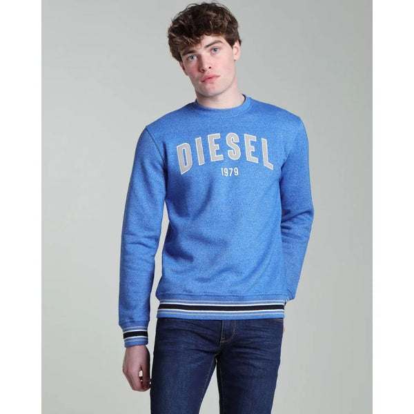 D.I.E.S.E.L Justin Sweater Blue