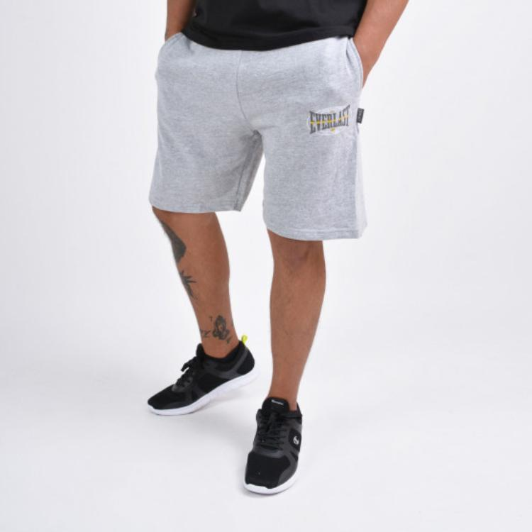 Evrlast Mens Short With Small Logo Gray (EVR11141)