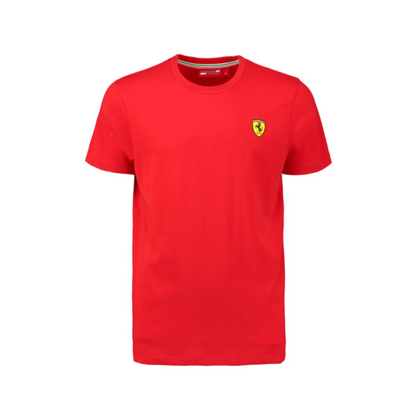 red ferrari tshirt