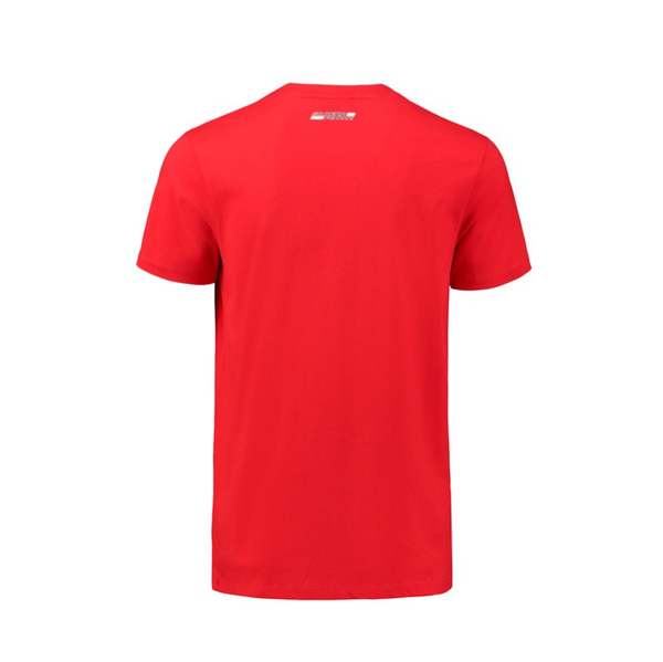 red tshirt men