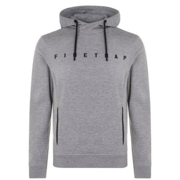 Firtrap Graphic Hoodie Grey