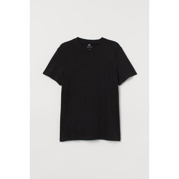 HM Basic Tee Black