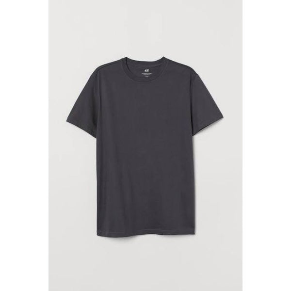 HM Basic Tee Dark Grey
