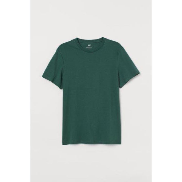 HM Basic Tee Green