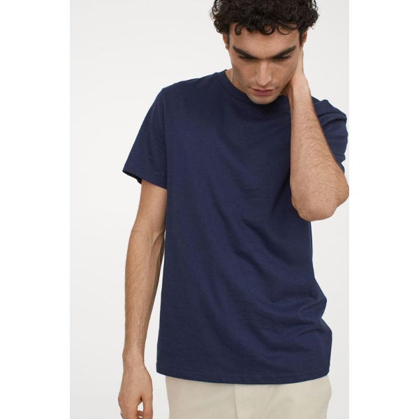 HM Basic Tee Navy