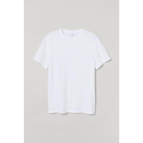 HM Basic Tee White