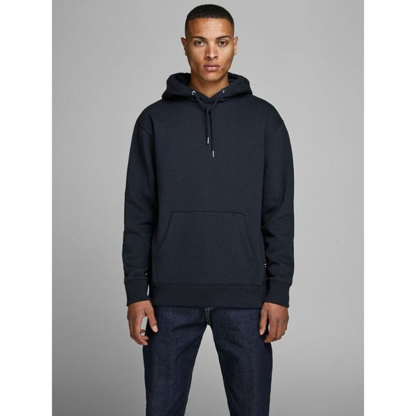 J.A.C.K and J.O.N.E.S Basic Hoodie Navy