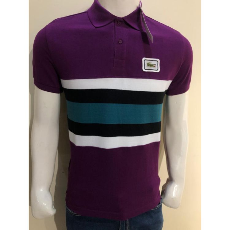 Lcoste Regular Fit Thick Cotton Piqué Polo Shirt