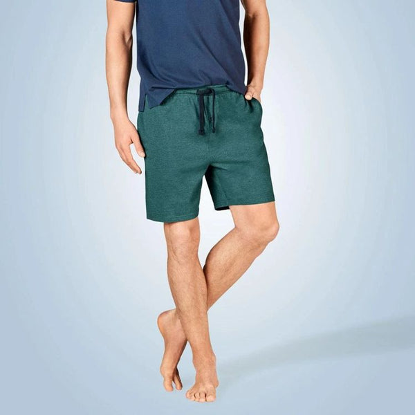 Livrgy Green Loungewear Shorts
