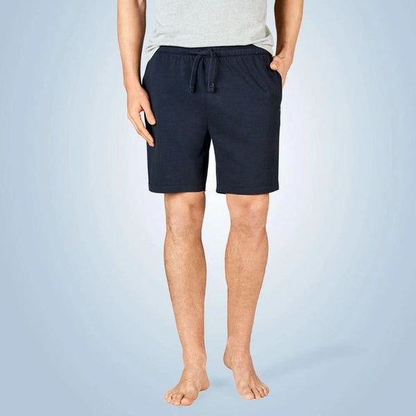 Livrgy Navy Loungewear Shorts