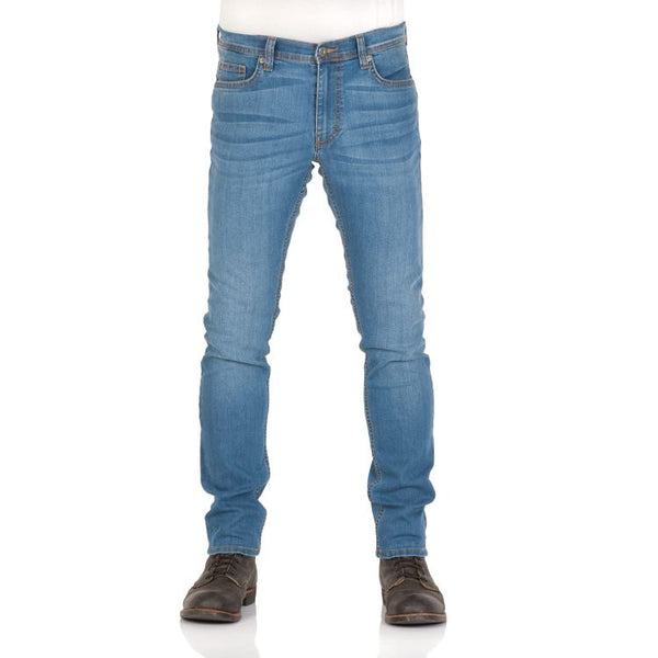 Mstang Indigo Blue Slim Fit Jeans