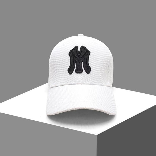 NY White Training Cap