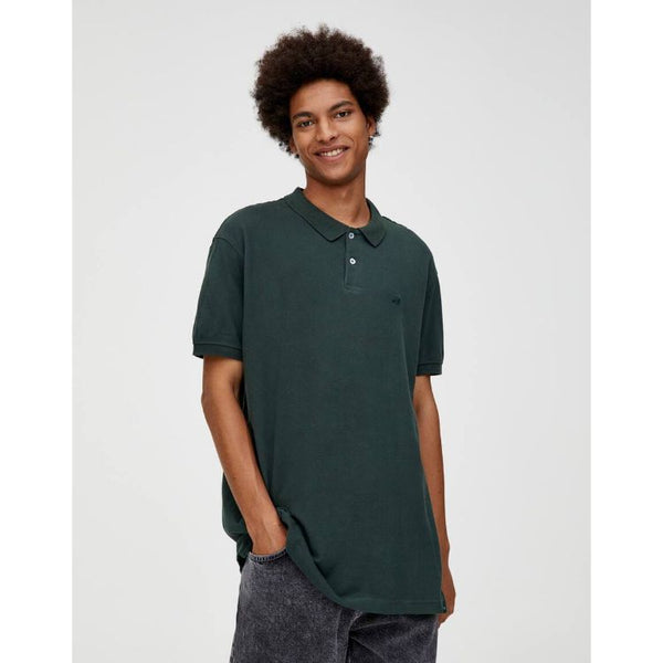 P&B Basic Polo Shirt Green