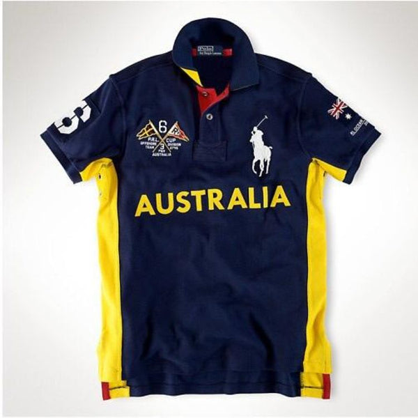 RL Big Pony Australia Country Polo Shirt
