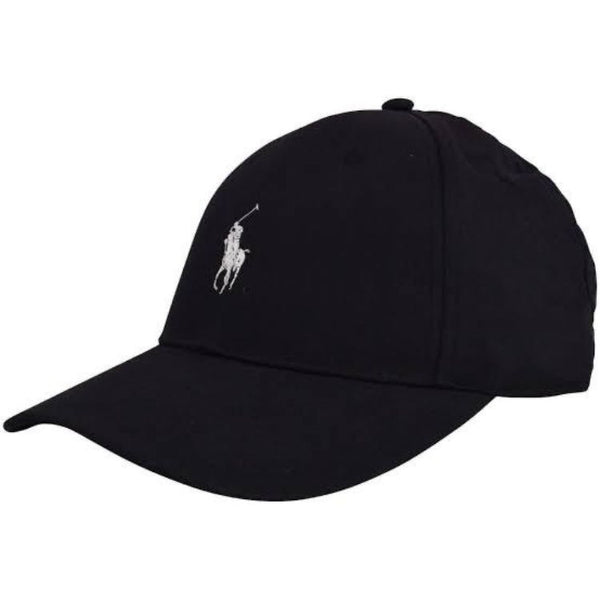 RL Golf Cap Black