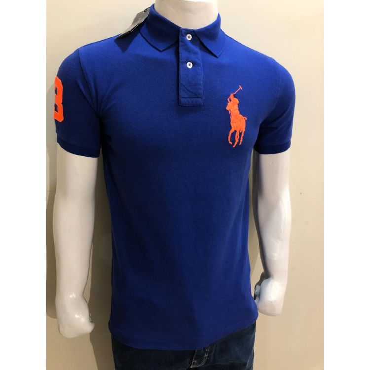 RL Big Pony Polo Shirt Dark Blue