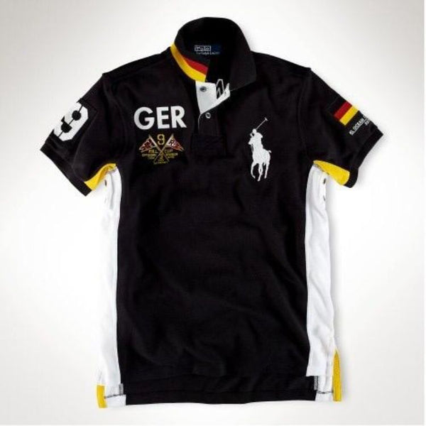 RL Big Pony Germany Country Polo Shirt