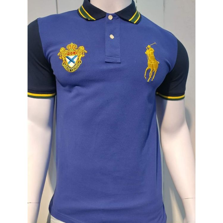 RL Royal and Navy Big Pony Polo