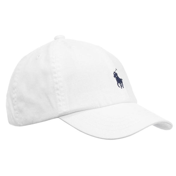 RL Golf Cap White