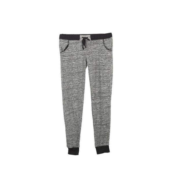 Svn Lemon Grey Jogger Pants